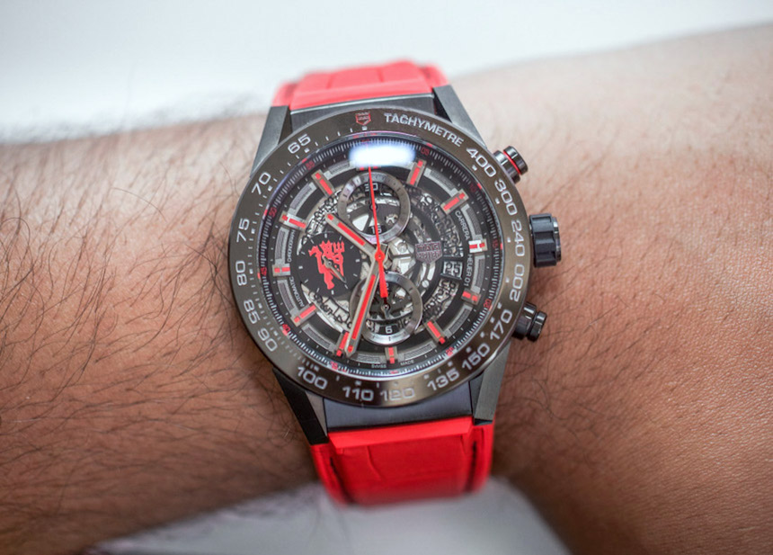 """acb28f4df4a More so, as a """"special edition,"""" the watch will not be strictly limited in  numbers, meaning that Swiss Tag Heuer Watches will make them as long as  people ..."""