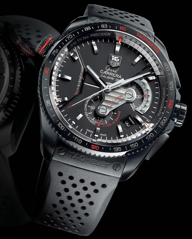Tag Watches For Sale >> Cheap Fake Tag Heuer Grand Carrera 36 Watches For Big Sale