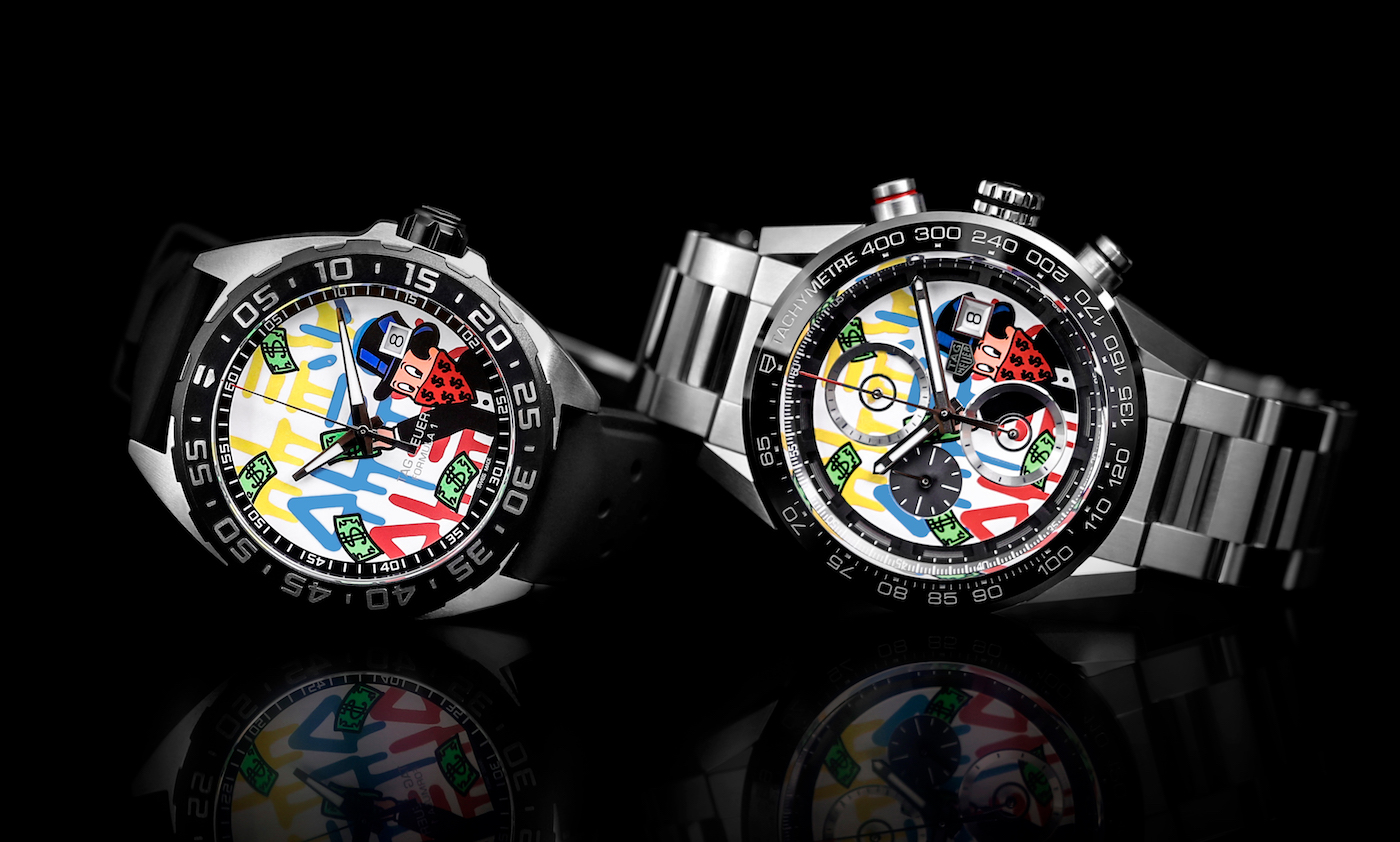 Luxury TAG Heuer Carrera Fake Watches
