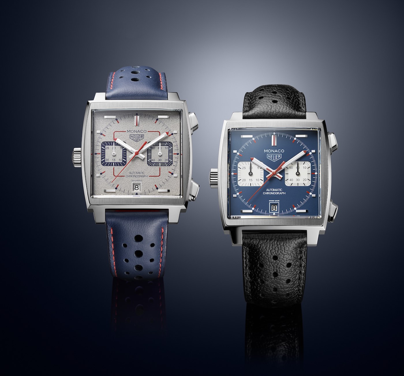 TAG Heuer Monaco Replica Watch Celebrates The Style Of The 1990s