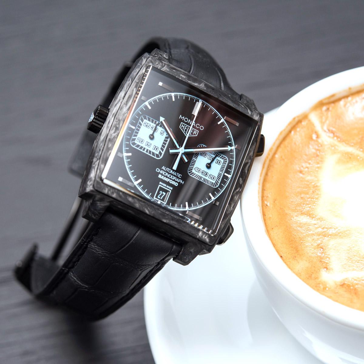 TAG Heuer Monaco Chronograph Edition