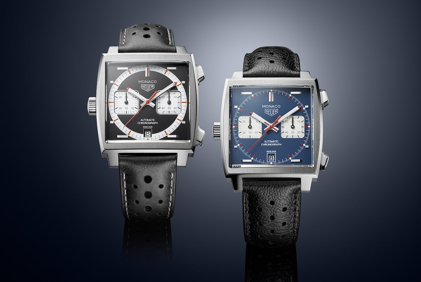 TAG Heuer Monaco 1999-2009 Watch Takes Us Back To The Aughts
