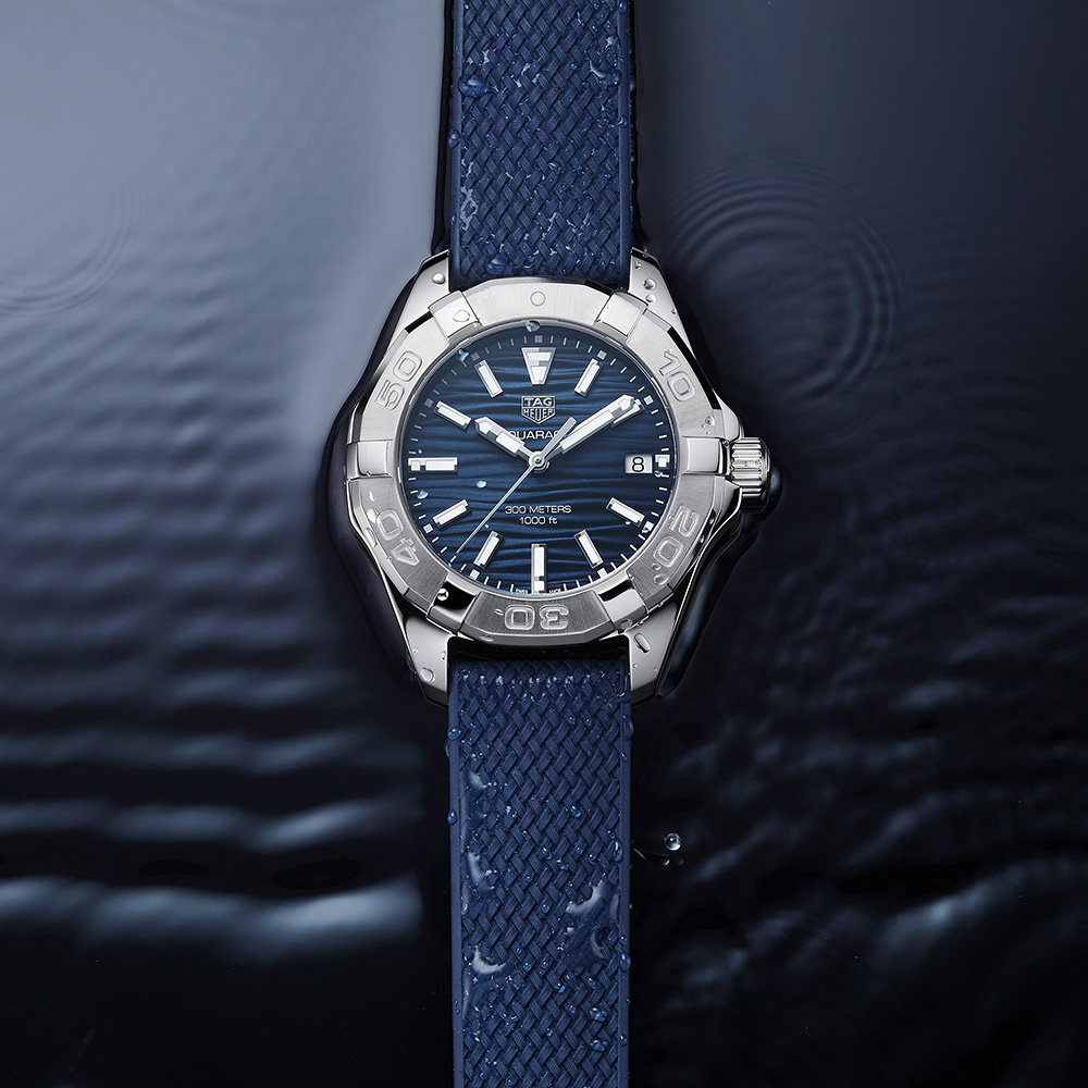 TAG Heuer Adds Women's Aquaracer Replica Watches