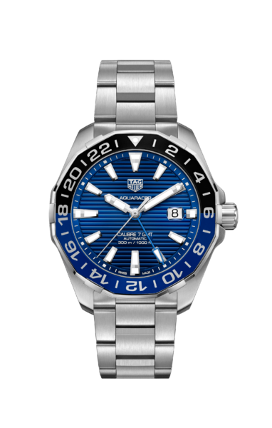 TAG Heuer Replica Goes New Aquaracer GMT