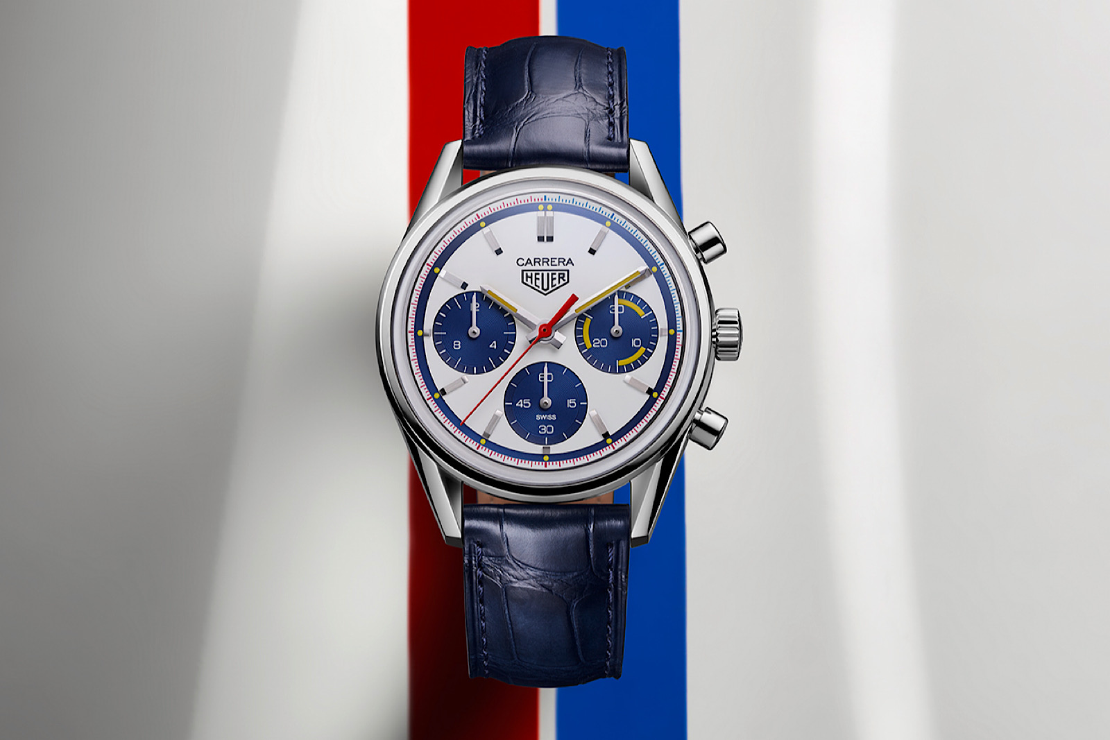 TAG Heuer Introduces the Carrera 160 Years Edition