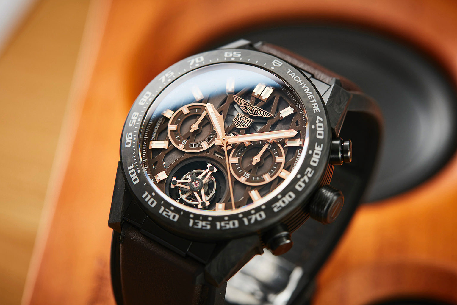 TAG Heuer Carrera Heuer 02T Replica Depth Review