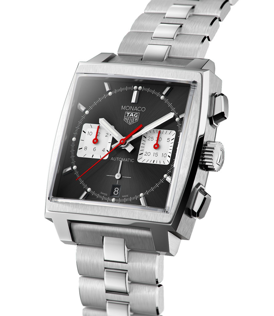 TAG Heuer Rolls Out New Monaco Replica Models
