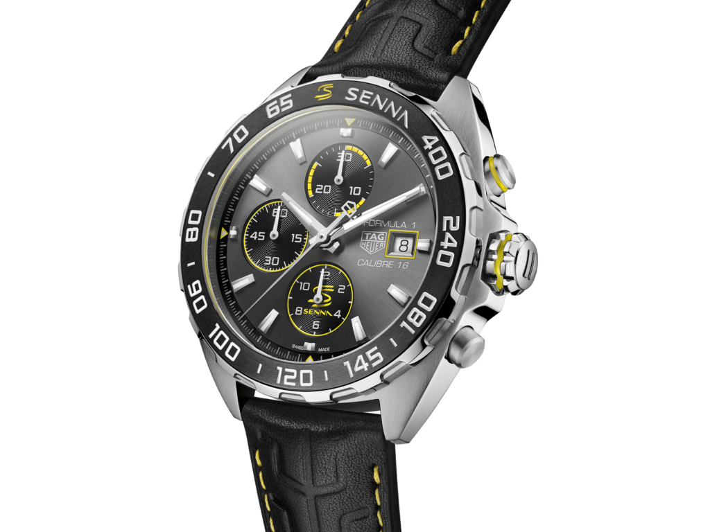 TAG Heuer Unveils Two New Formula 1 Replica Watches