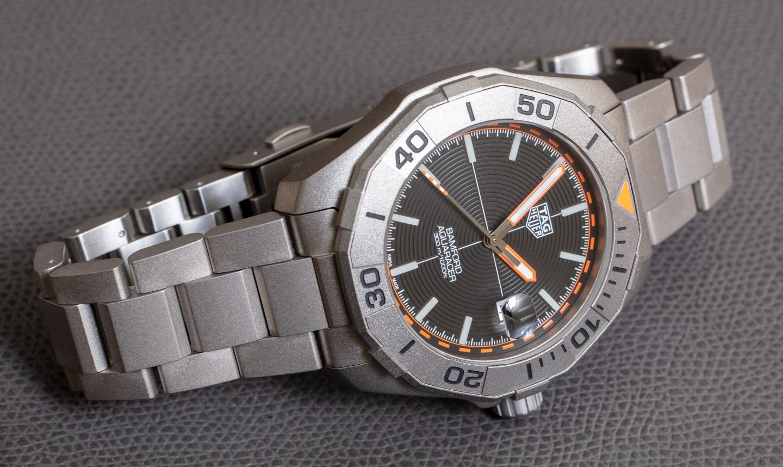 TAG Heuer Aquaracer Titanium Replica Watch