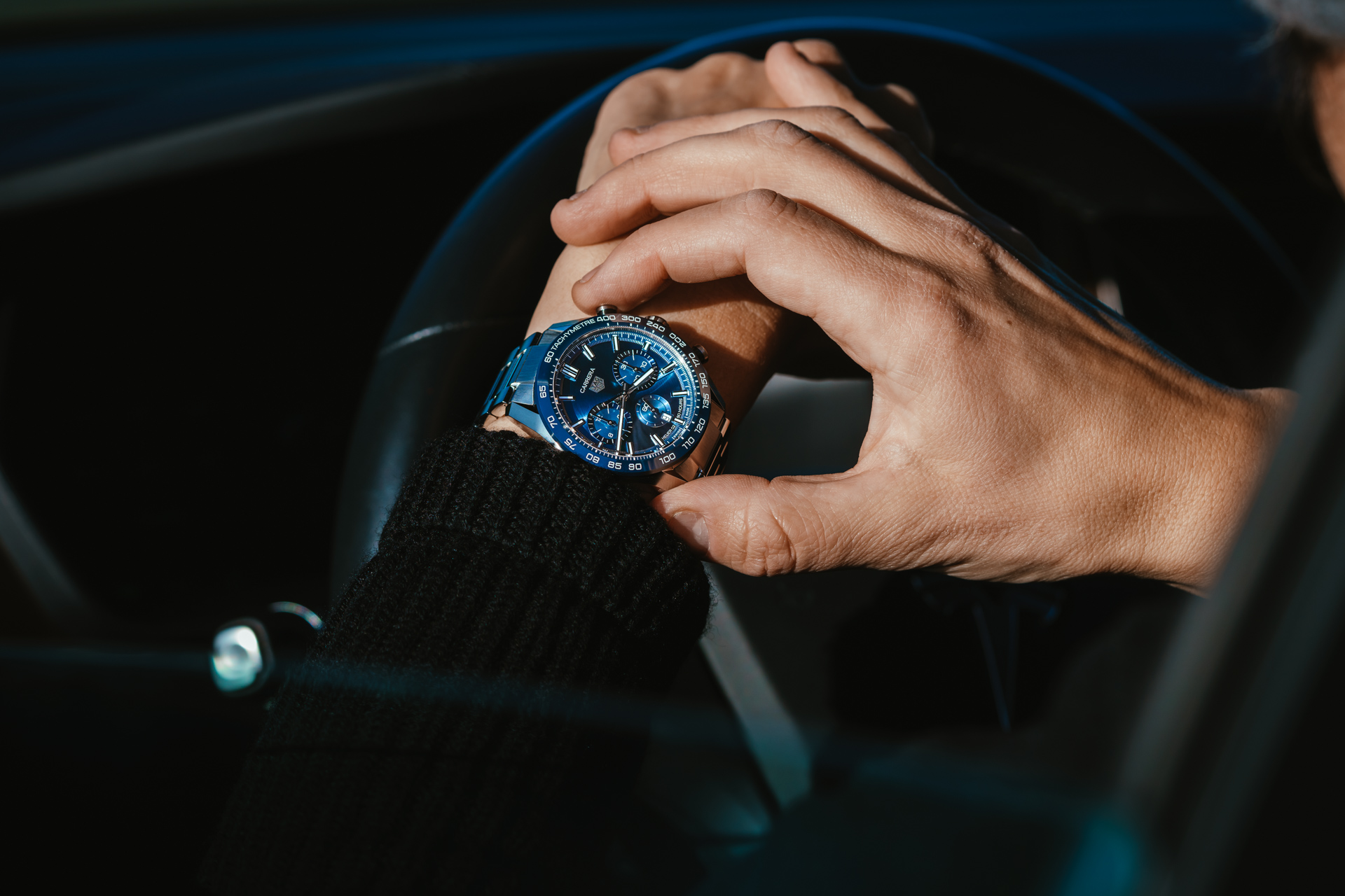 Luxury TAG Heuer Carrera Sport Replica Chronograph